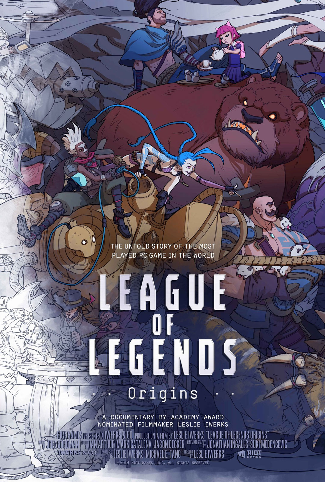 League Of Legends Origin