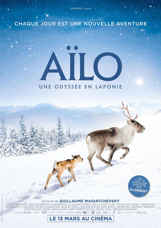 Aïlo : Une odysée en Laponie