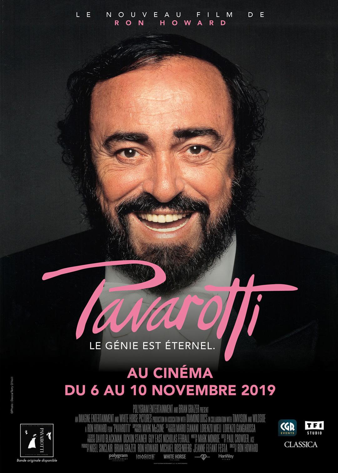 Pavarotti, le génie est éternel